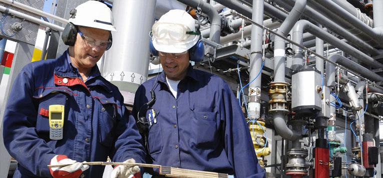 formation technique énergétique et pétrole en Tunisie avec WTC